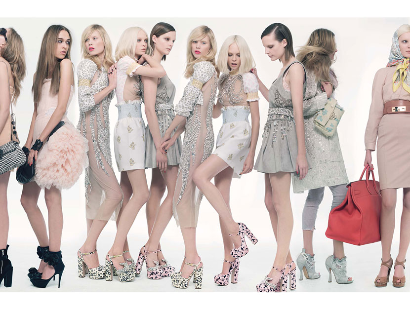 Miu Miu e-commerce site launched