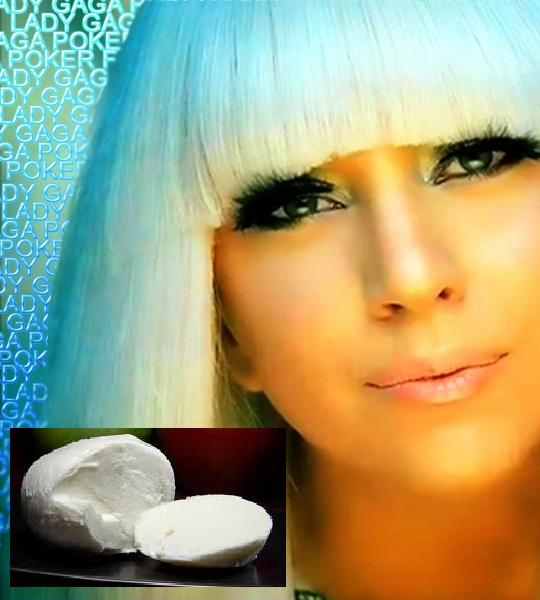 Lady Gaga uses mozzarella cheese as moisturizer