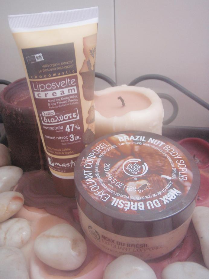 Chocotherapy spa experience at home