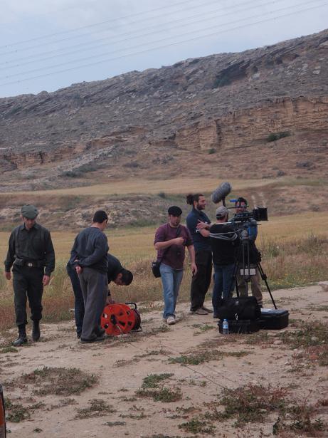 """Filming docu-drama """"Dreams of Memory"""" (video)"""