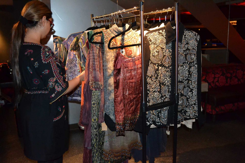 Luxury, quality, creativity; contemporary Indian designers