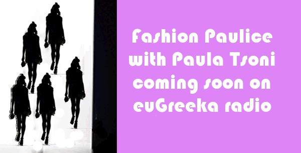 """Fashion Paulice"" on Eugreeka Radio"