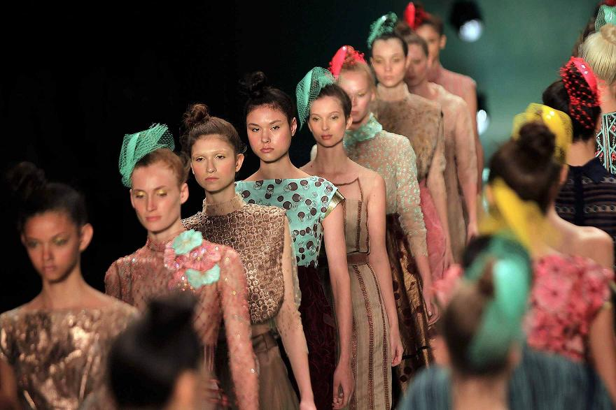 Most interesting collections from Rio Fashion Week Winter 2012