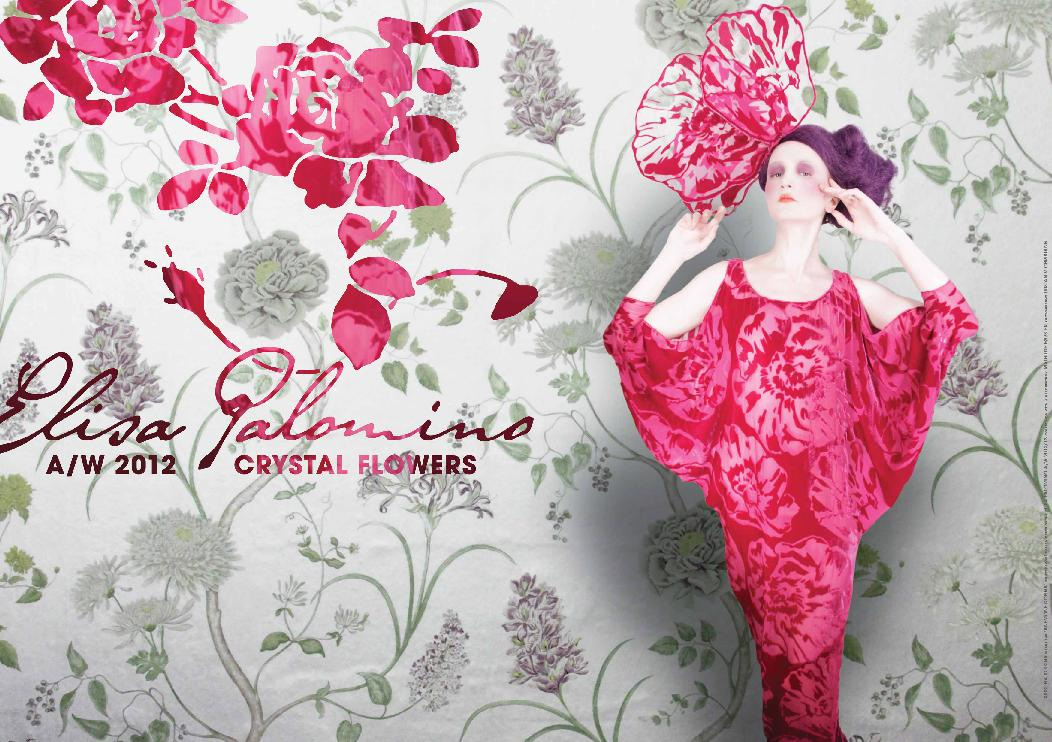 "Palomino's ""Crystal Flowers"" bring iconic trendsetter to life"