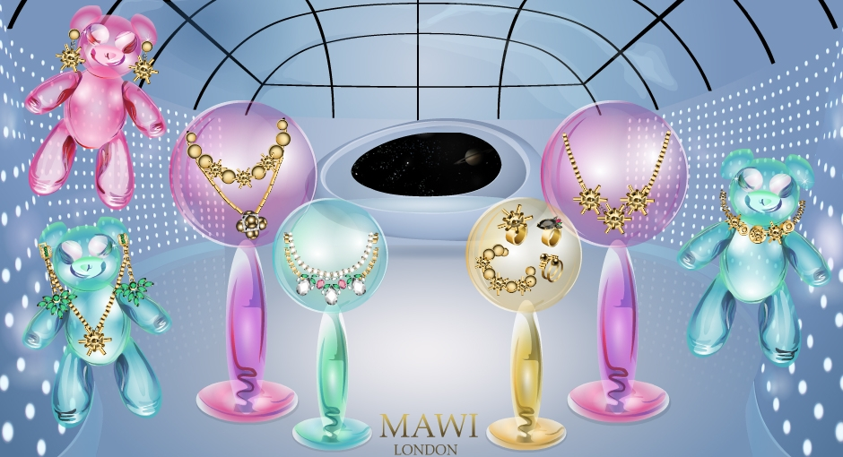 Mawi of London launches virtual boutique