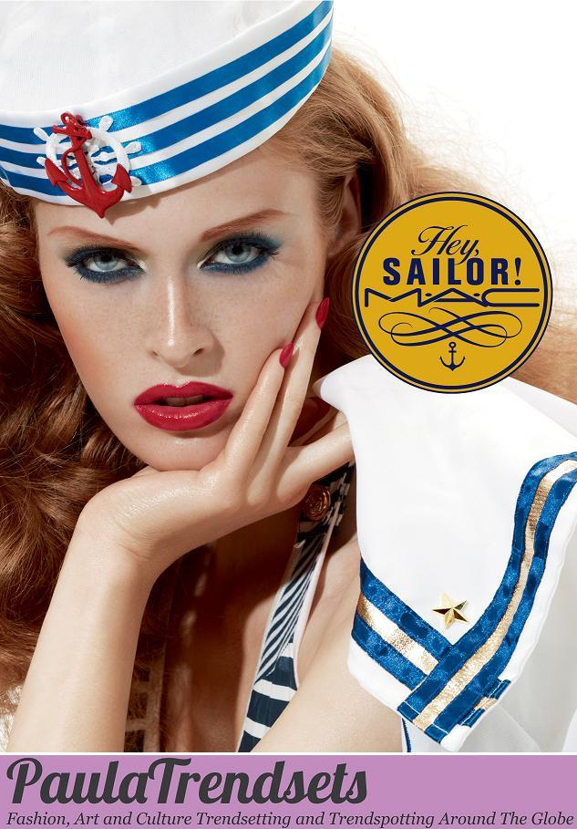 MAC Hey, Sailor – Colour and Bronzing Make Up 2012