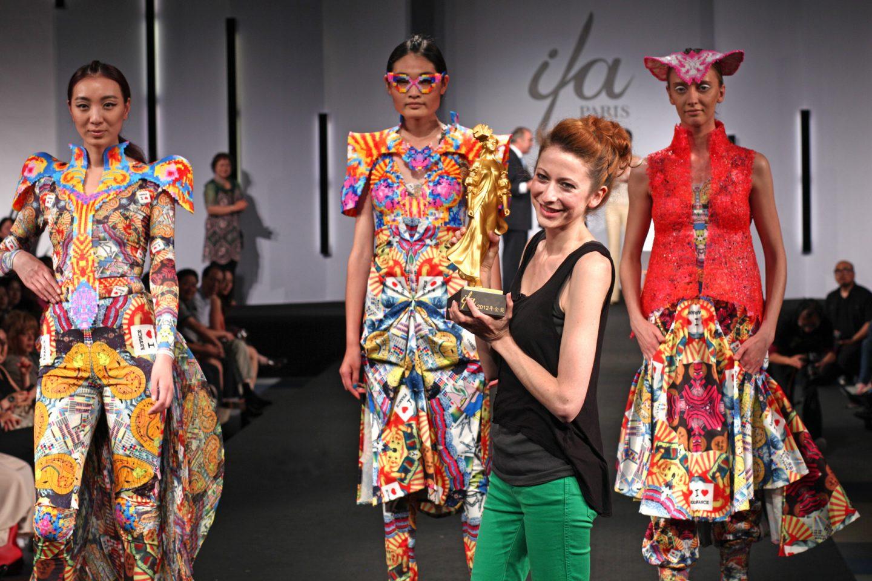IFA Undergraduate Fashion Show in Shanghai