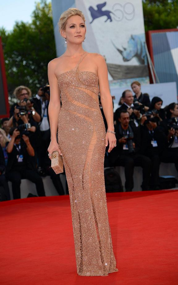 Celebrity fashion at Venice Film Festival 2012 – Day 1 / A what-is-sexy case study
