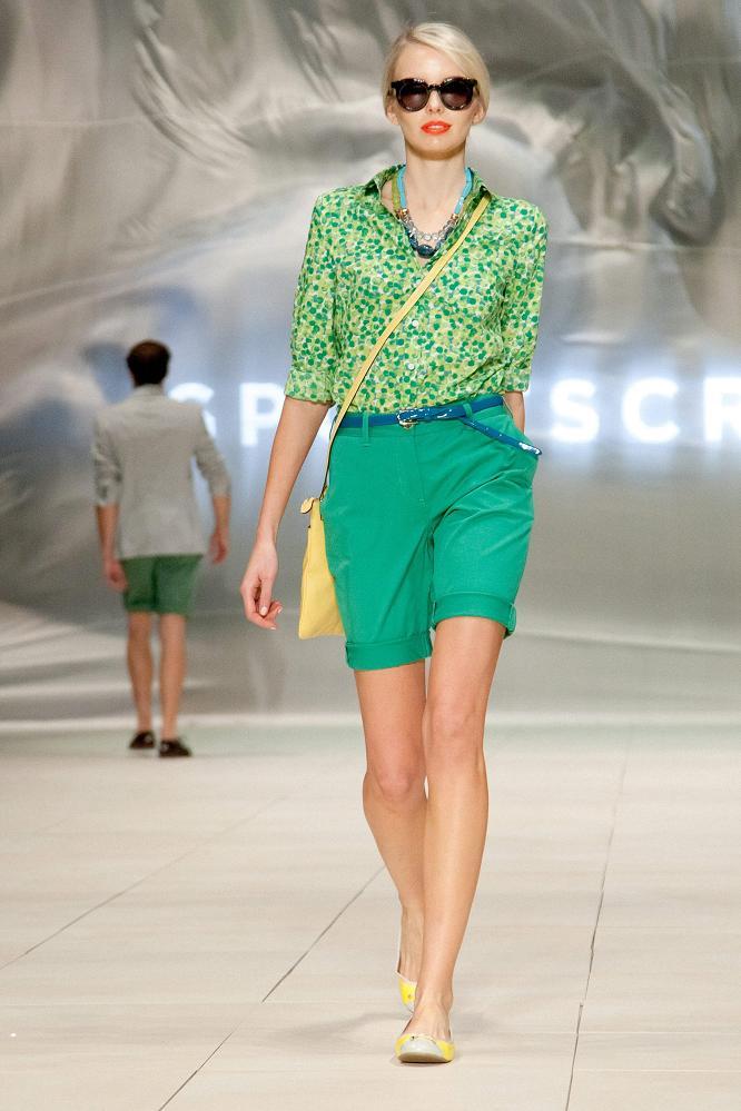 Sportscraft Fashion Show, Sydney