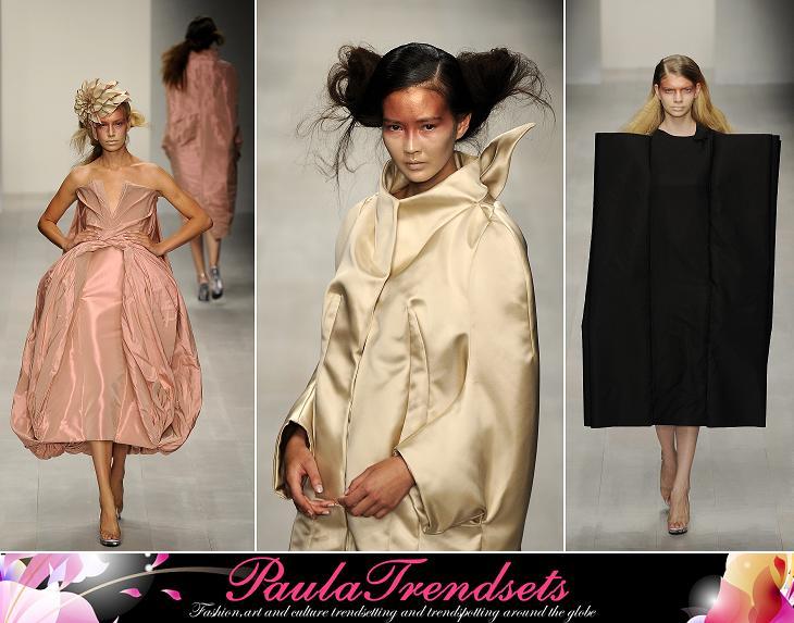 London Fashion Week – Corrie Nielsen ss13