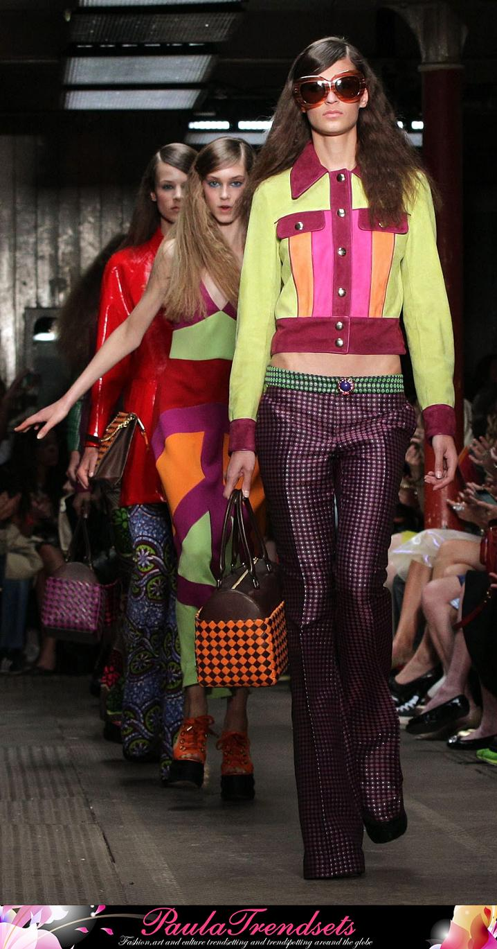 London Fashion Week – Moschino Cheap and Chic ss13