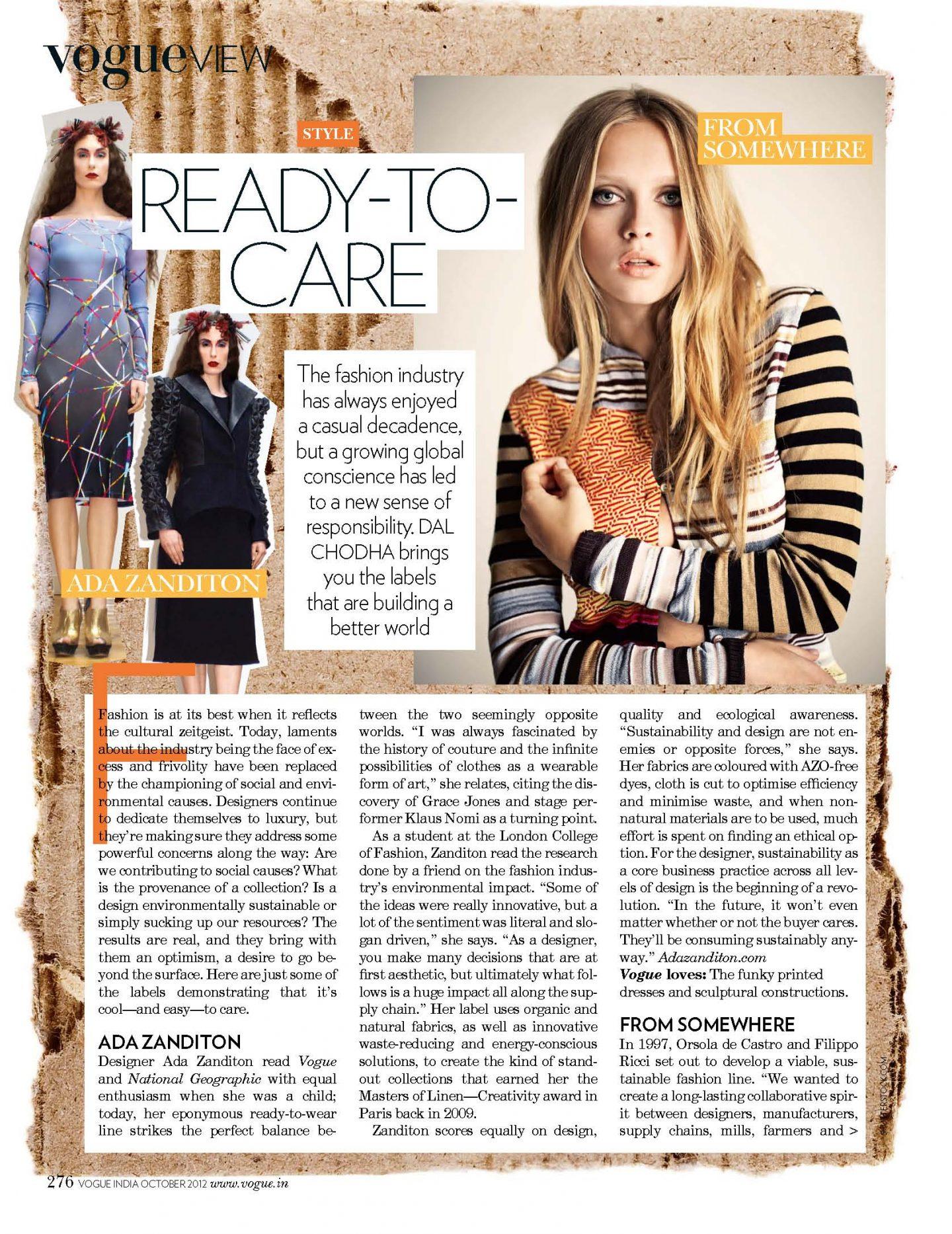 Tigress Reign – the fashion film