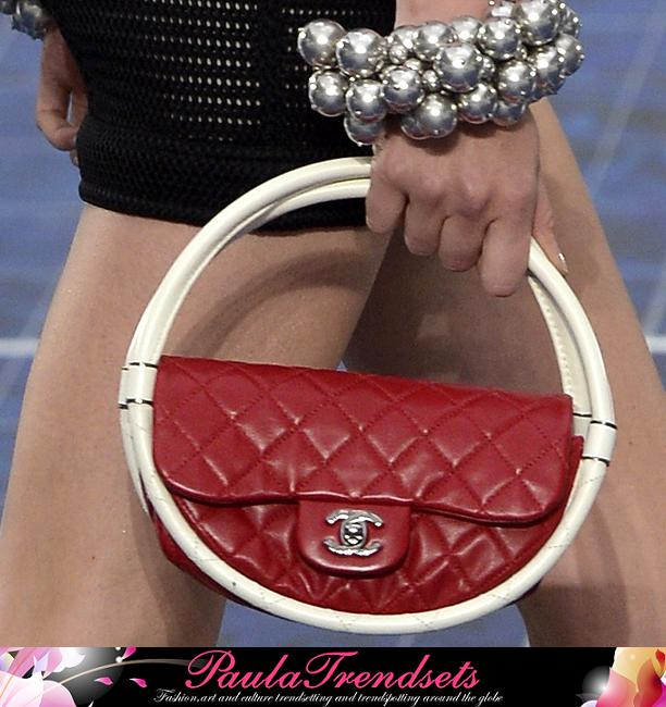 The new Chanel bags – spring summer 2013