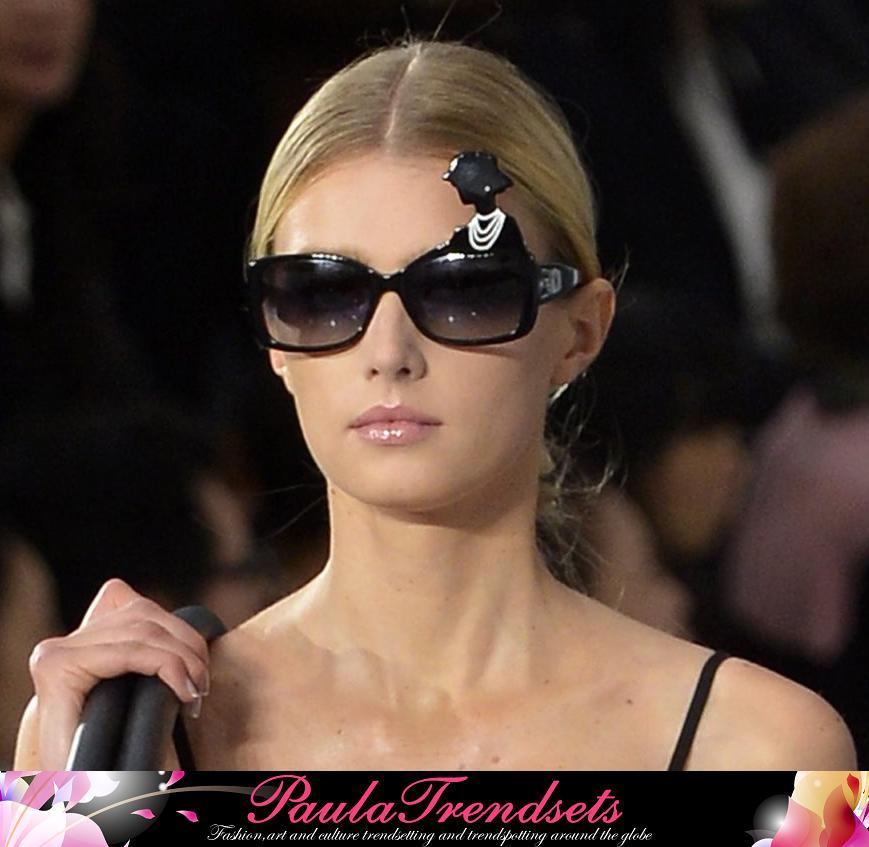 The Coco Chanel sunglasses