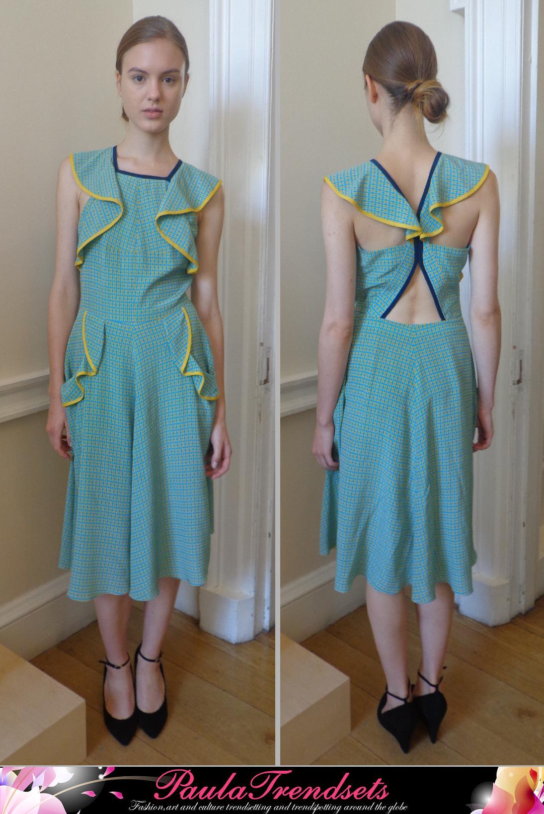 Dress of the week: by Vilshenko