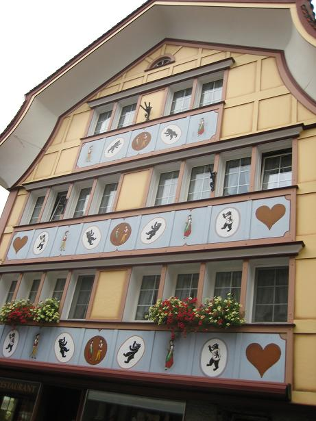 Daytrip to Appenzell, Switzerland