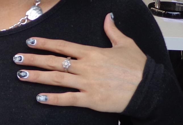 Iconic women on our fingernails