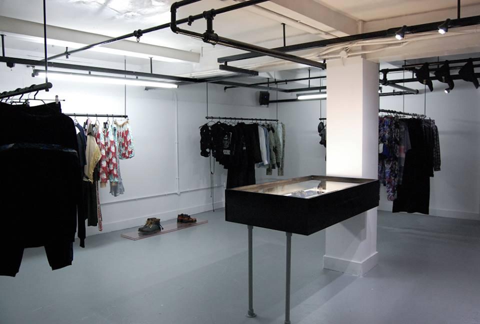 PRIMITIVE : a world-touring designers' boutique
