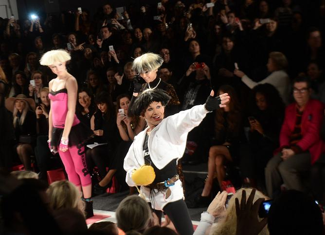 The Cute, Cool and Weird Catwalk Shows Issue