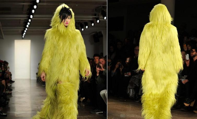 JEREMY SCOTT FALL WINTER 2013-14