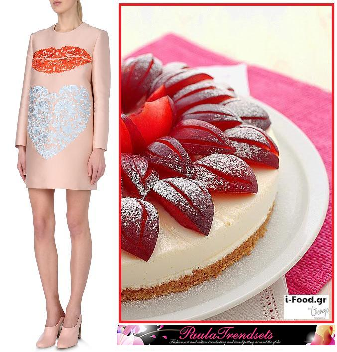 Valentine's Day Food and Fashion