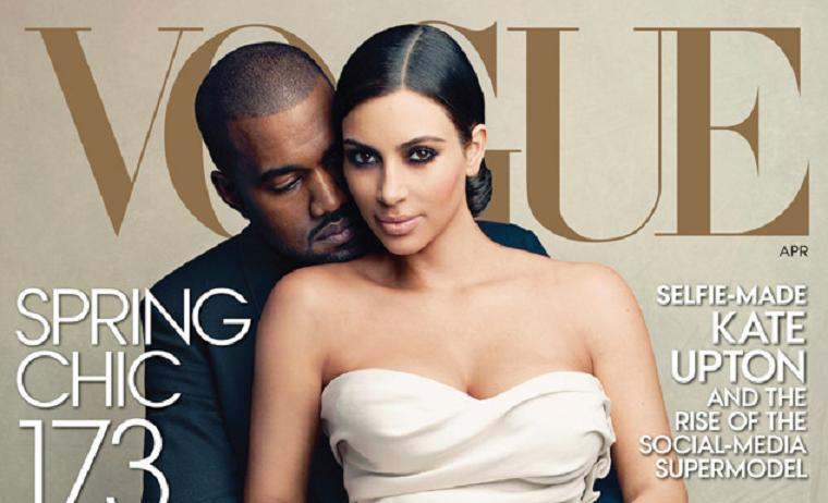 What really got Kim Kardashian on Vogue's cover