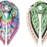vasilissaluxury scarves spring summer 2014