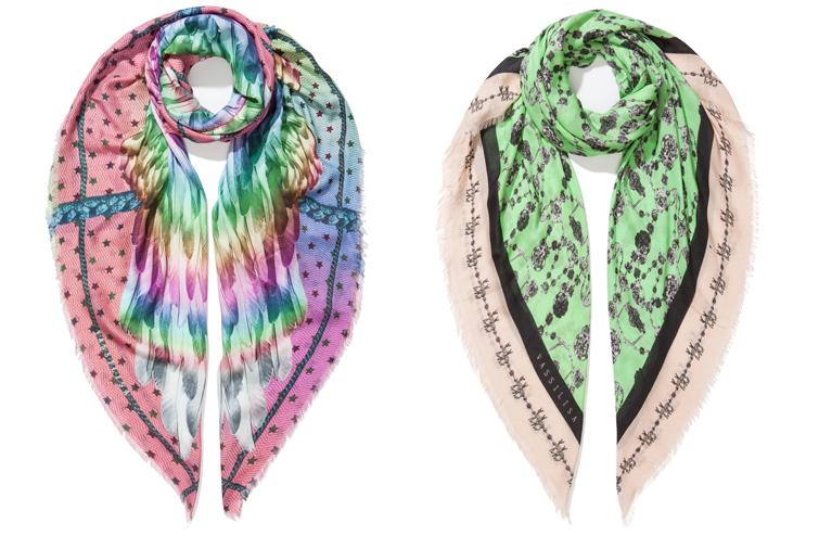 Celebrity Style meets Hippie Luxe – Scarves by Vassilisa