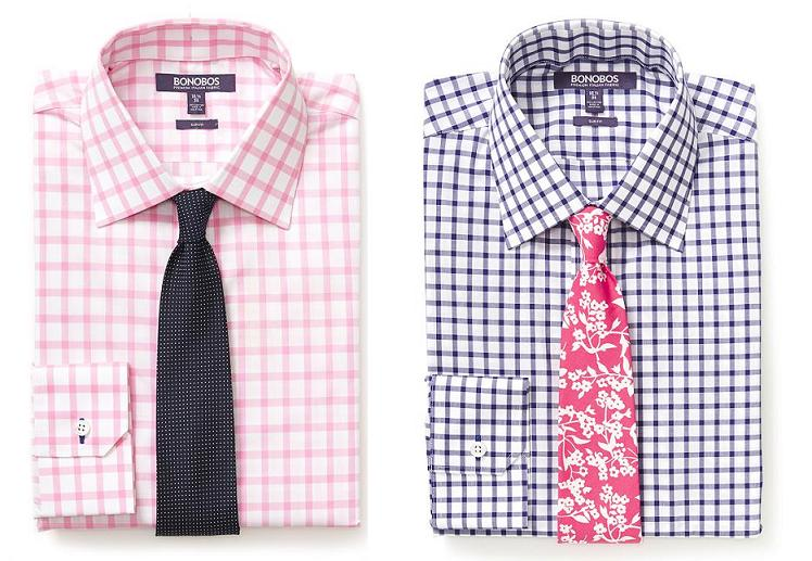 Bonobos.com puts spring fun into dress shirts