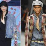 how to wear denim 2014