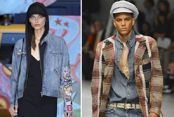 Denim trends 2014