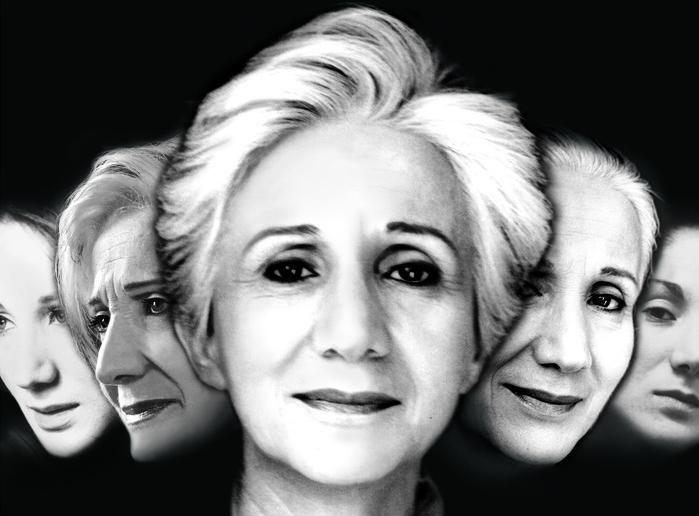 "Raising Funds for ""Olympia Dukakis: Undefined"""