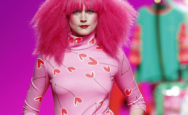 Agatha Ruiz de la Prada – Fall Winter 2014 2015
