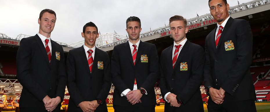 Signature watches for Manchester United first team squad
