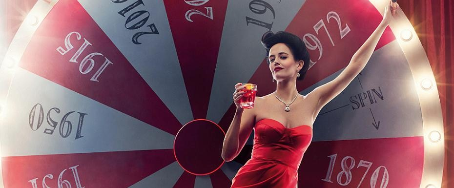 Campari's Mythology Mixology Calendar starring Eva Green