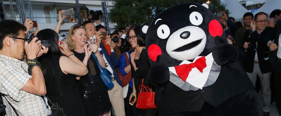 Japanese Kanpai Night Party @ Cannes Film Festival 2015 (videos)