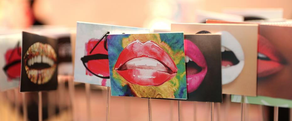 MAC – Art of the Lip fashion party in Munich