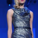 Christian Siriano at Mercedes-Benz Fashion Week in New York