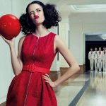 Campari Calendar August look Eva Green