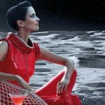 Campari Calendar July Cocktail and Outfit Eva Green