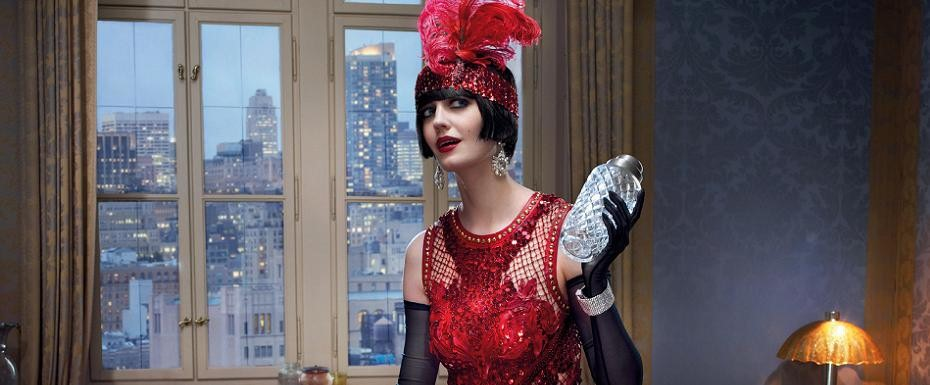 June's Cocktail and Outfit – The Boulevardier, 1920s Paris fashion