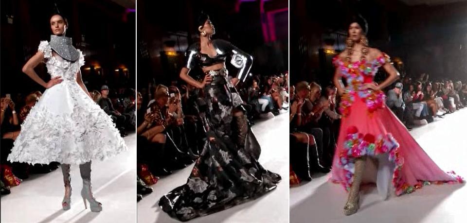 LFW: People & Fashion @ Sorapol S/S 2016 Catwalk Show (VIDEOS)