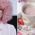 Food and Fashion Strawberry Indulgence