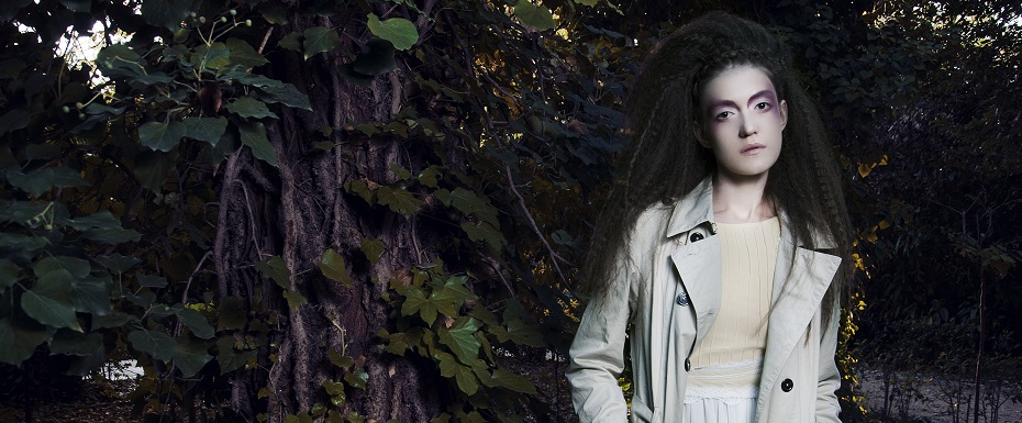 Enchanted Forest Dark Tale Fashion Editorial