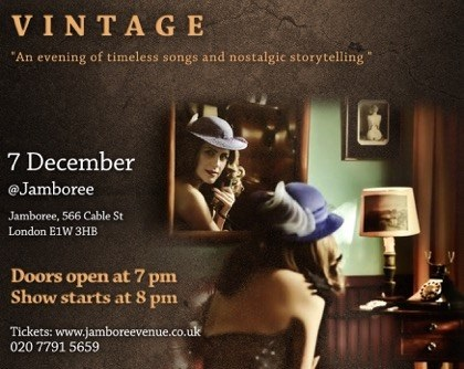"Helena Ray presents ""Vintage"" international music show – Interview"